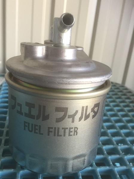 トラクター部品 クボタ 旧部品 L1型 燃料フィルター