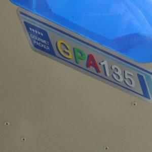 サタケ計量器 GPA135