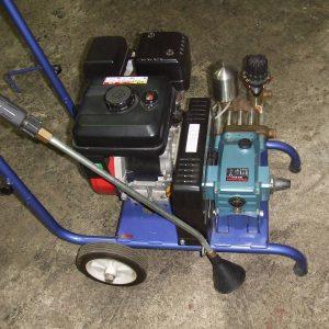 マルヤマ 高圧洗浄機 MS334EW